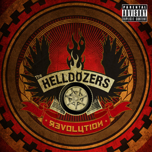 The Helldozers - Revolution (2012)
